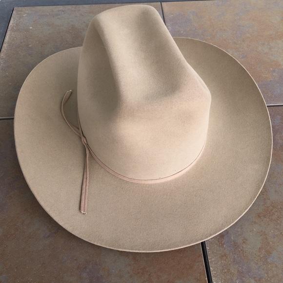 Vintage Resistol cowboy hat 7 1 2. M 5aee349f8df4708c6bf2af30 315190c9a96